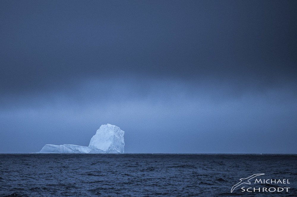 Eisberg in Antaktis Bilder
