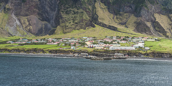 """Station in Tristan da Cunha - Momente der Ruhe und des """"Innehalten's"""" - eine Reiseziel, dass Du unbedingt  mitnehmen solltest."""