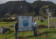 Tristan da Cunha Besucher